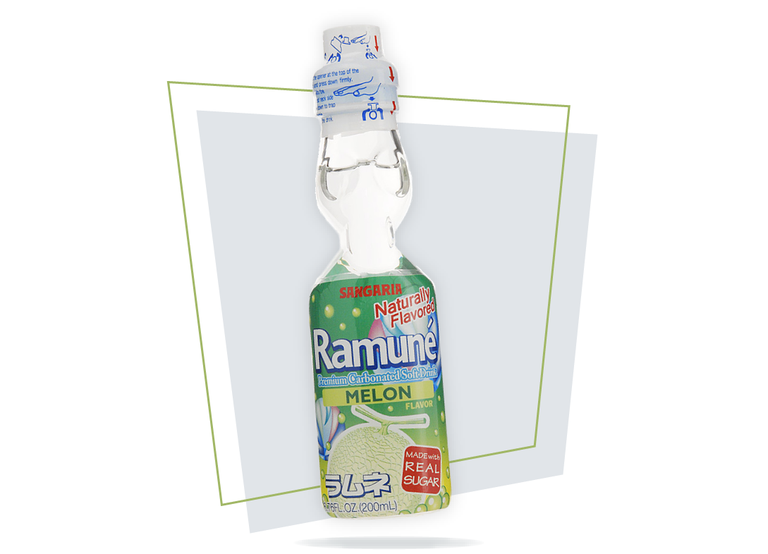 Product Page – Ramune Drinks